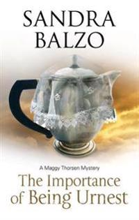 Importance of Being Urnest: A Coffee House Cozy