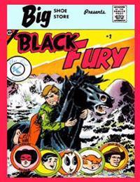 Black Fury # 2: Vintage Comics Reprints