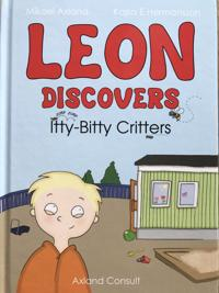 Leon discovers itty-bitty critters