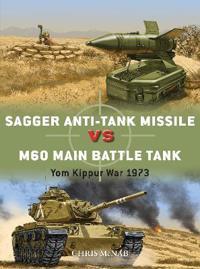 Sagger Anti-Tank Missile vs. M60 Main Battle Tank