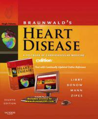 Braunwald's Heart Disease E-Dition: Text with Continually Updated Online Reference, Single Volume
