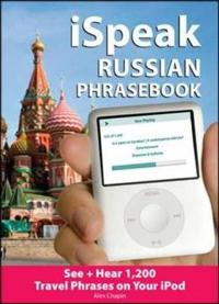 Ispeak Russian Phrasebook (Set 4)