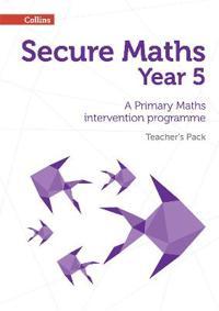 Secure Year 5 Maths Teacher's Pack
