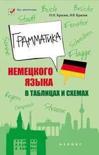 Grammatika nemetskogo jazyka v tablitsakh i skhemakh