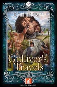 Gullivers travels foxton reader level 2 (600 headwords a2/b1)