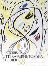 Historiska och litteraturhistoriska studier 88 -  pdf epub