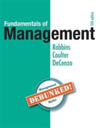 Fundamentals of Management Plus 2017 Mylab Management with Pearson Etext -- Access Card Package