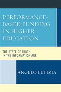 Performance-Based Funding in Higher Education