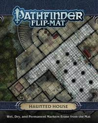 Pathfinder Flip-mat Haunted House