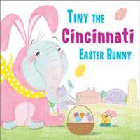 Tiny the Cincinnati Easter Bunny