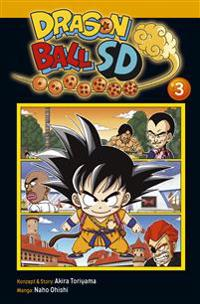 Dragon Ball SD 3