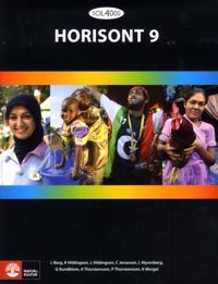 SOL 4000 Horisont 9 Elevbok