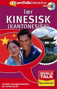 World talk. Kantonesiska