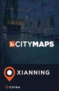 City Maps Xianning China