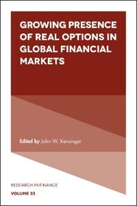 Growing Presence of Real Options in Global Financial Markets
