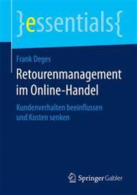 Retourenmanagement Im Online-handel