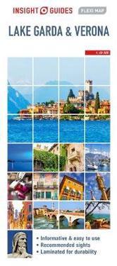 Insight Guides Flexi Map Lake Garda Verona Insight Guides