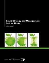 Brand Strategy and Management for Law Firms