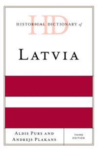 Historical Dictionary of Latvia