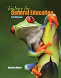 Biology for General Education