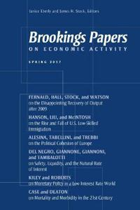 Brookings Papers on Economic Activity, Spring 2017