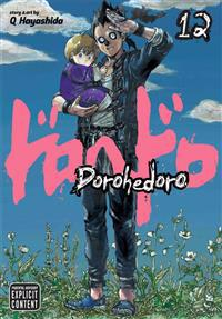 Dorohedoro, Volume 12