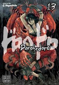 Dorohedoro, Vol. 13