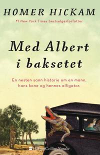 Med Albert i baksetet