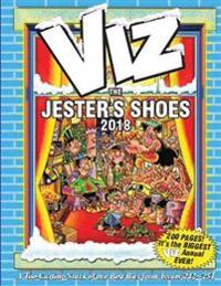 Viz annual 2018 - the jesters shoes