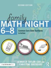 Family Math Night 6-8
