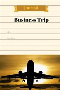 Journal: Business Trip