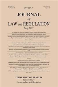 Journal of Law and Regulation / Revista de Direito Setorial E Regulatorio: Vol. 3, Issue 1