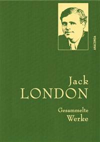 Jack London - Gesammelte Werke (Leinen-Ausgabe)