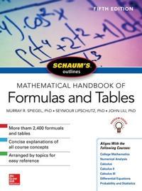 Schaum's Outlines Mathematical Handbook of Formulas and Tables