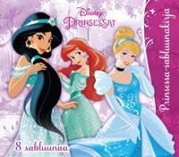 Disney Prinsessat - sabluunakirja