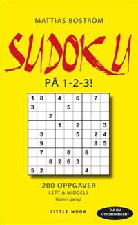 Sudoku på 1-2-3! - Mattias Boström | Inprintwriters.org