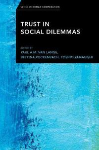 Trust in Social Dilemmas