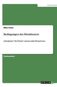 metatheater and modernity frese witt mary ann