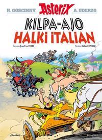 Kilpa-ajo halki Italian