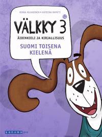 Välkky 3 Suomi toisena kielenä (OPS16)