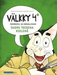 Välkky 4 Suomi toisena kielenä (OPS16)