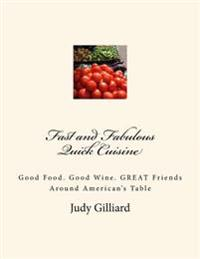 Fast and Fabulous: Quick Cuisine