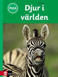 PULS Biologi 4-6 Djur i världen, tredje upplagan
