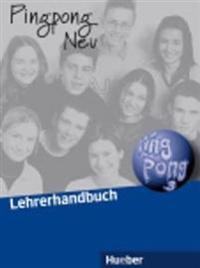 Pingpong neu 3. Lehrerhandbuch