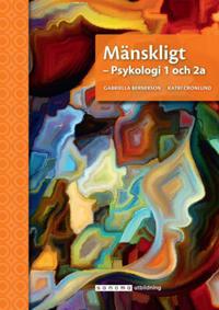 Mänskligt - Psykologi 1 och 2a