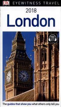 Dk eyewitness travel guide london - 2018
