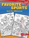 Spark Favorite Sports Spot-the-differences