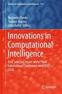 Innovations in Computational Intelligence
