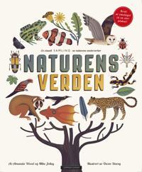 Naturens verden; en visuell samling av naturens underverker - Mike Jolley, Amanda Wood   Ridgeroadrun.org