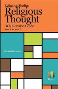 Religious Studies Religious Thought OCR Revision Guide New Spec Year 1